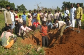 construction-of-rain-water-harvesting-structure-in-the-field