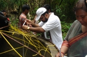flow-measurement-at-rain-forest-in-little-andaman-island